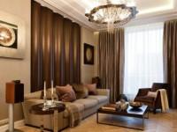 Design af stuen soveværelse: hvordan man korrekt opdeler 2 interiører (100 fotos)