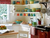 Interiør i et lille køkken - 110 lyse fotos af moderne design