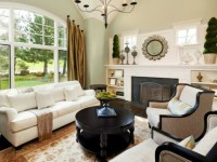 Interiørdesign i en moderne stue - 120 fotos af ideer og nyheder inden for interiørdesign
