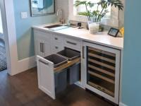 Indbygget køkken 75 fotos i det indre. Oversigt over fordele og ulemper ved det integrerede køkken