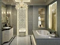 Badeværelse - hvordan vælger man det perfekte design? (75 fotos i det indre)