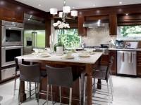 Kitchen Design - 115 fotos i interiøret. De bedste ideer til dekorering af et moderne køkken