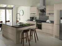 Beige køkken - 70 fotos af smukt køkkeninteriør med en beige farvetone