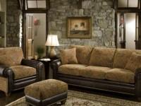 Direkte sofa i stuen