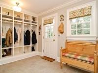 Indgangsparti i et privat hus - de bedste ideer til et smukt designet interiør (55 fotos)
