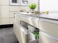 Fasader til køkkenet - de bedste ideer om smukke facader i det indre af køkkenet (70 fotos)