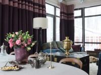 Loftsgardiner - 110 fotos af ideer til et moderne interiør