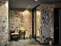 Hallway wallpapers - 75 fotos af de bedste ideer til tapetkombinationer i gangen interiør