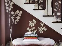 Hallway designideer - interiørfoto i en moderne stil