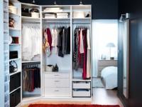 Garderobe Ikea - 45 fotos af moderne ideer i interiøret