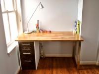 Ikea desk - en oversigt over de bedste skrivebordsmodeller. (50 fotos i det indre)