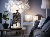 IKEA lamper - modetrends i belysning i det indre om IKEA (30 fotoideer)