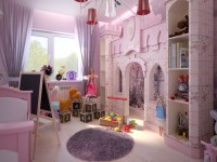 Møbler til børn i skandinavisk stil