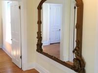 Spejl i gangen - typer og former. 55 fotos af de bedste spejle i det indre af gangen.