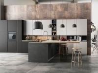 Køkkenskab - hvordan gør man det rigtige valg? (125 fotos af skabe i køkkenet)