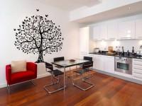 Tapet til køkkenet - 115 fotos af moderne ideer i design af køkkenet