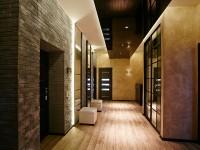 Gangens moderne design - de bedste fotos af det nyeste stilfulde interiør i gangen