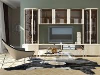 Stue møbler i en moderne stil - 80 fotos af designideer