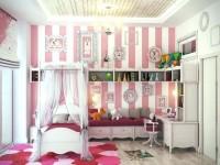 Rumdesign til en teenage pige i en moderne stil: 85 bedste fotos af interiørideer