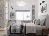 DIY-reparation i soveværelset -100 foto af de bedste designmuligheder