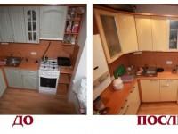 Méthodes de restauration des façades de cuisine