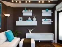 Living Room Color - 140 photos d'une parfaite harmonie des couleurs à l'intérieur