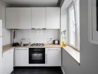 Cuisine à Khrouchtchev - 125 photos des meilleures idées pour la conception de petites cuisines