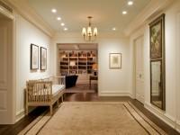 Couloir dans l'appartement - un aperçu des meilleures idées pour la décoration intérieure d'un couloir moderne (55 photos)