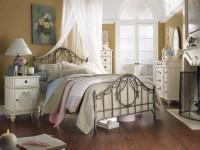 Chambre de style Provence - 80 photos, chambre parfaitement décorée