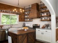 Murs dans la cuisine - 105 photos d'options idéales pour la décoration et la décoration murale