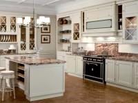 Cuisines classiques - 75 belles photos de l'intérieur classique parfait dans la cuisine