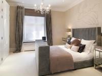 Chambre beige - 75 photos d'idées de décoration intérieure de chambre