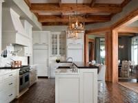 Plancher de cuisine - 105 photos du plancher idéal à l'intérieur de la cuisine