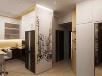 Petit hall d'entrée - 110 photos d'idées pour un meilleur intérieur