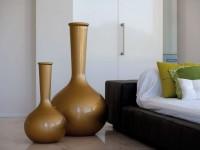 Vases de sol à l'intérieur - 70 photos de design inhabituel à l'intérieur