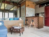 Studio de style loft: TOP-100 photos d'idées de design originales