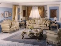 Salon baroque - 120 photos d'un beau design