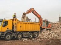 Enlèvement des déchets de construction - description détaillée du service