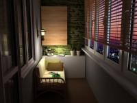Idées de conception pour balcons et loggias - 120 vraies photos