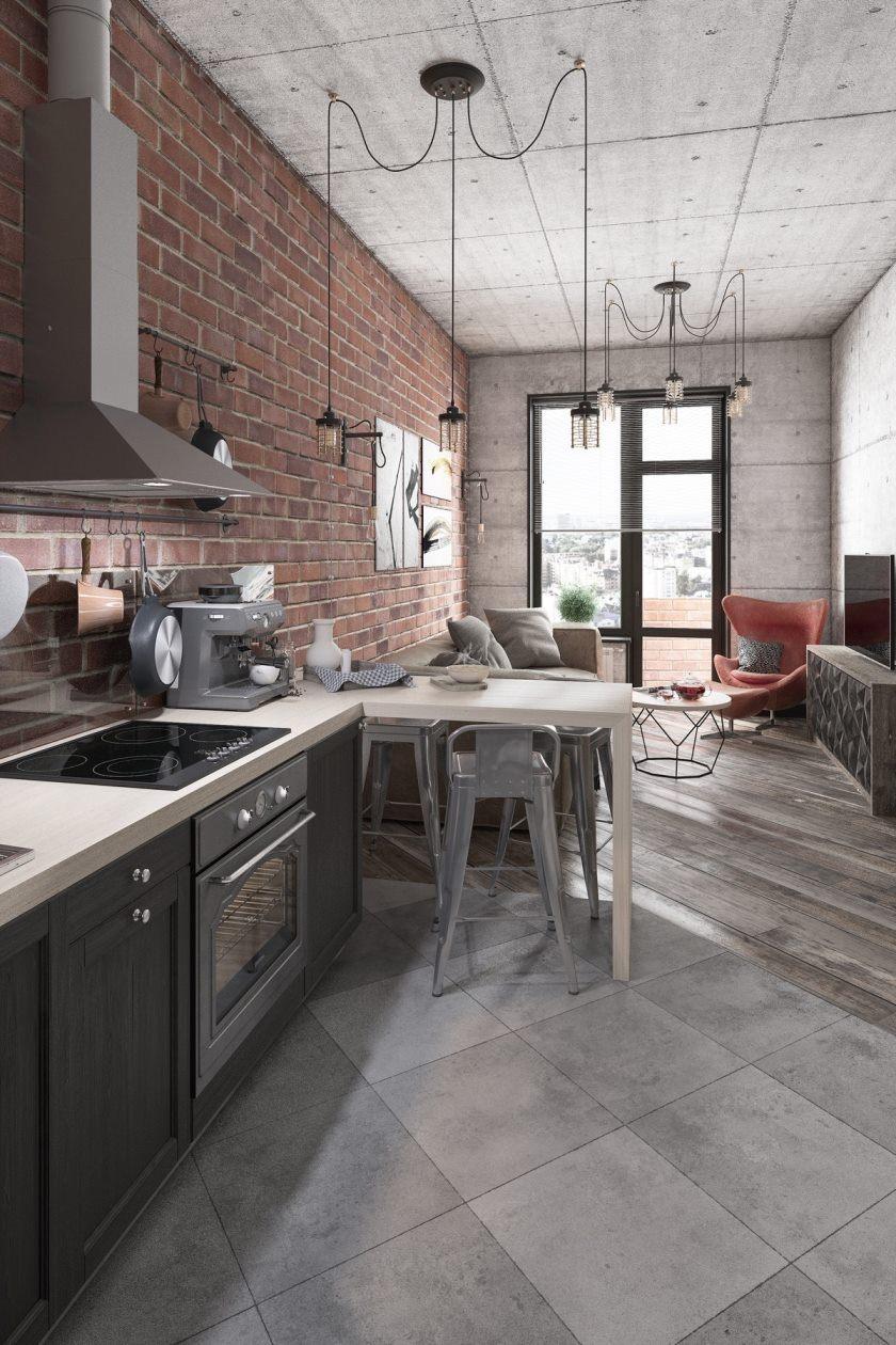 50-kvadrat-meter-lejlighed-åben-stue
