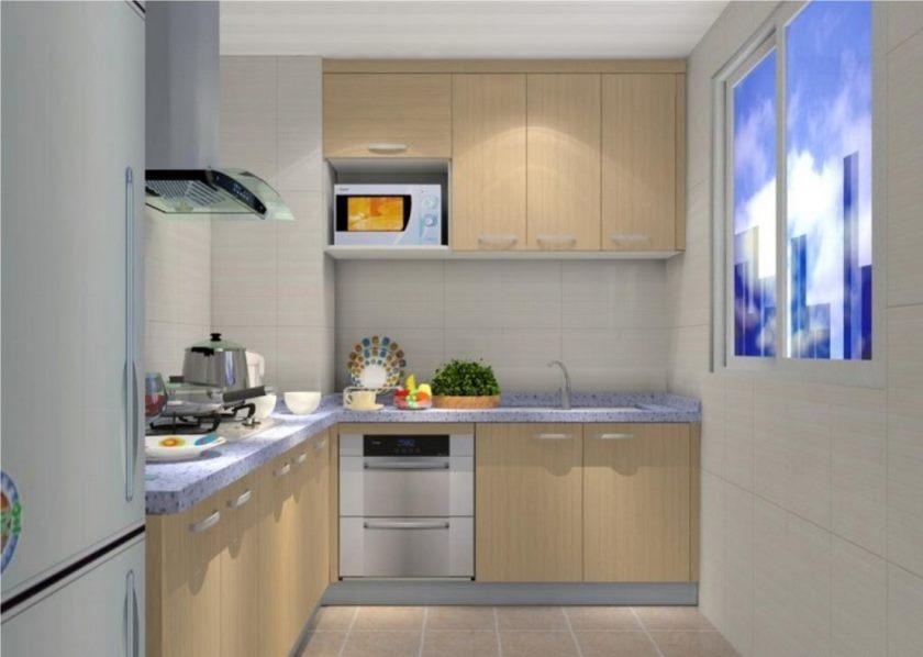 beige-køkken-design-rendering
