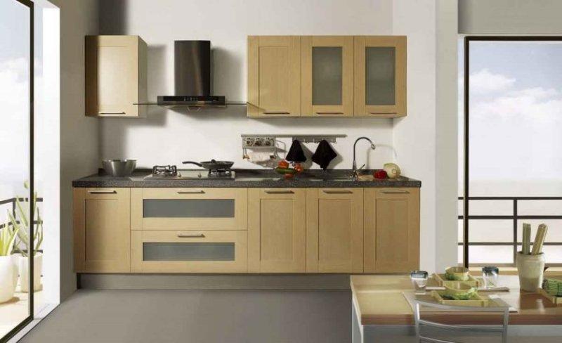 elegante-små-køkken-design-modeller-Filippinerne