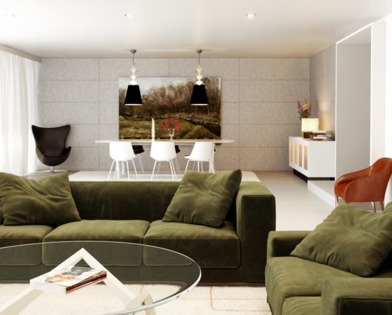 grøn-hvid-orange-stue