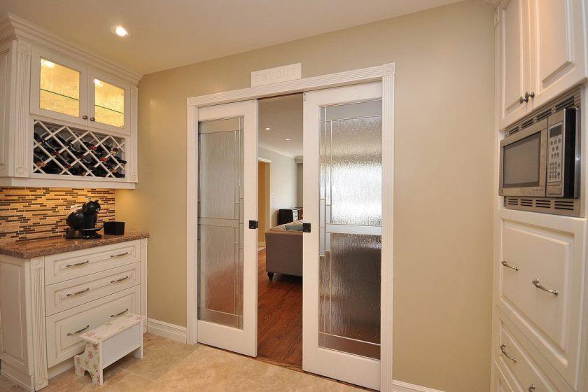 køkken-med-glidende-døre