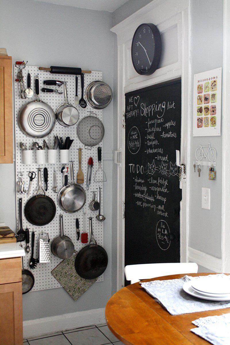 Lille køkken