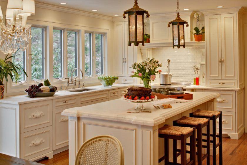 billeder-af-køkken-in-the-provence-stil
