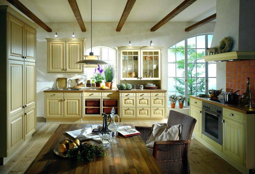 provence-stil-interiør-køkken
