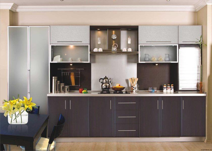 Ritz-custom-brun-akryl-slut-køkken-kabinet-køkken-møbler