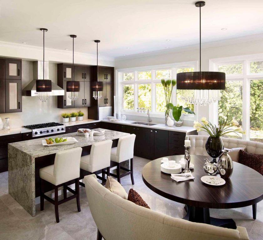 tabel-køkken-moderne-med-loft-belysning-breakfast-krog-16