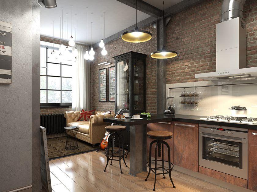 mursten-køkken-design